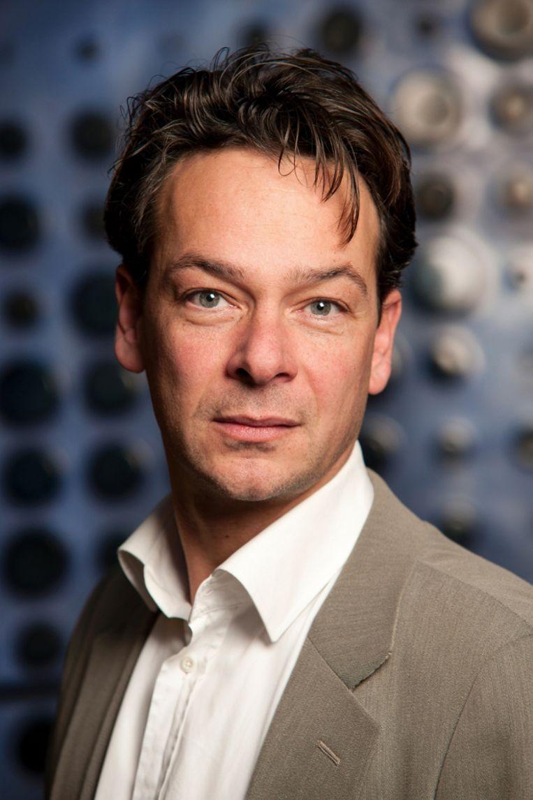 Daniel Bonn. Beeld -
