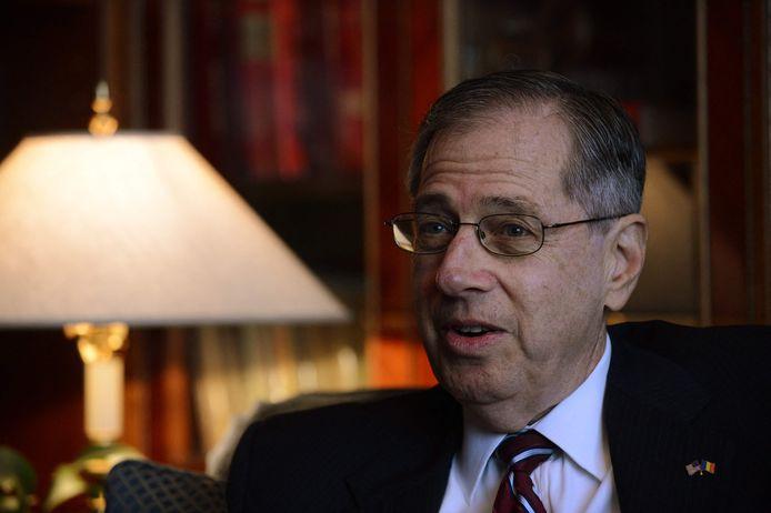 Mark Gitenstein wordt de nieuwe Amerikaanse ambassadeur bij de Europese Unie.