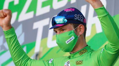 KOERS KORT. Jordi Meeus sprint naar tweede zege op rij in Ronde van Tsjechië - Opnieuw prijs voor David van der Poel