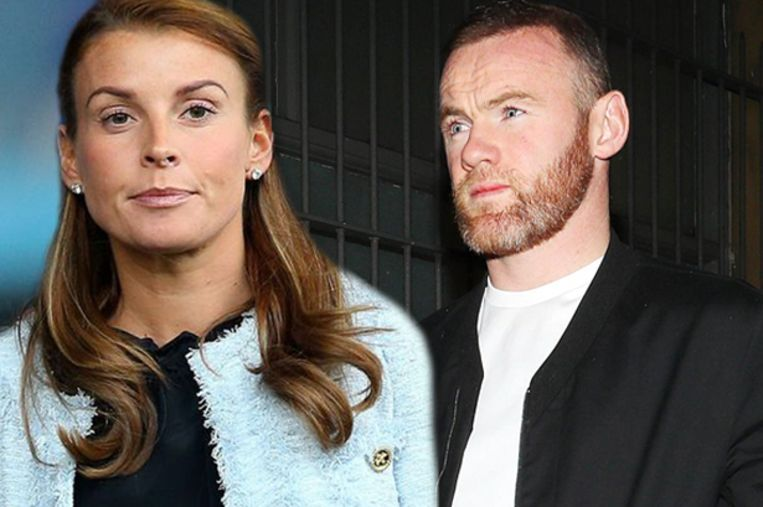 Coleen en Wayne Rooney