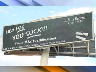 Amerikaanse moslims hebben het gehad met IS