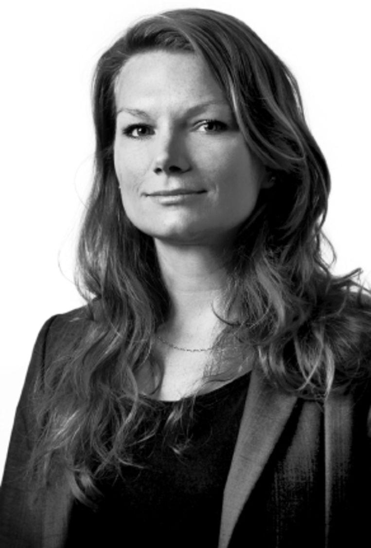 Inger Schaap (Trouw) Beeld