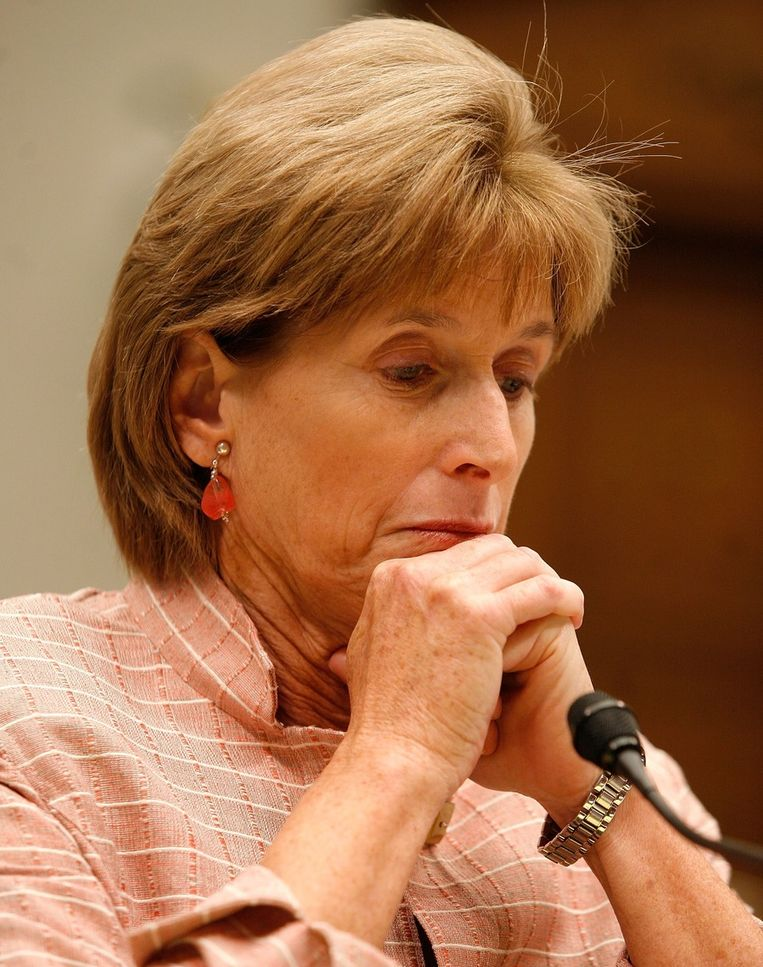 Christine Todd Whitman. Beeld Getty Images