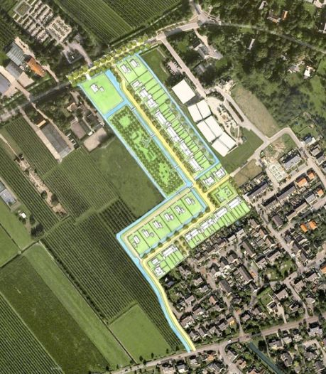 Geitenkwestie lijkt 'niet positief' voor nieuwe wijk Rubens in Rossum