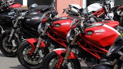 """""""Harley-Davidson aast op Ducati"""""""