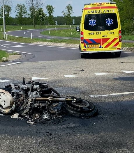 Omgekomen motorrijder is 44-jarige man uit Druten