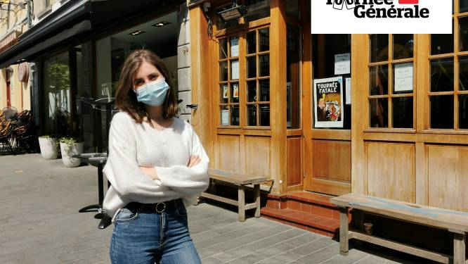 """Zangeres Nina Butera (17) over haar eerste kop koffie: """"Hier serveren ze me mijn favoriete drankje zonder dat ik het moet vragen"""""""