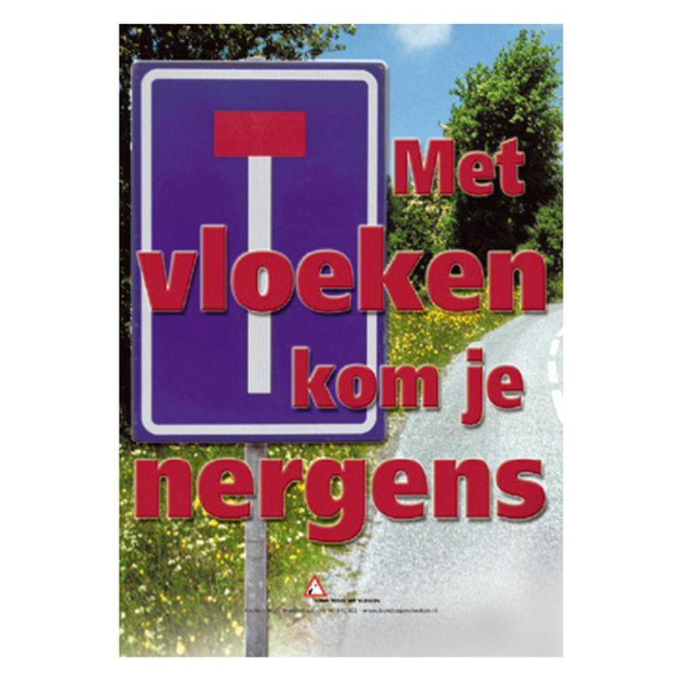 Poster uit 2009. Beeld null