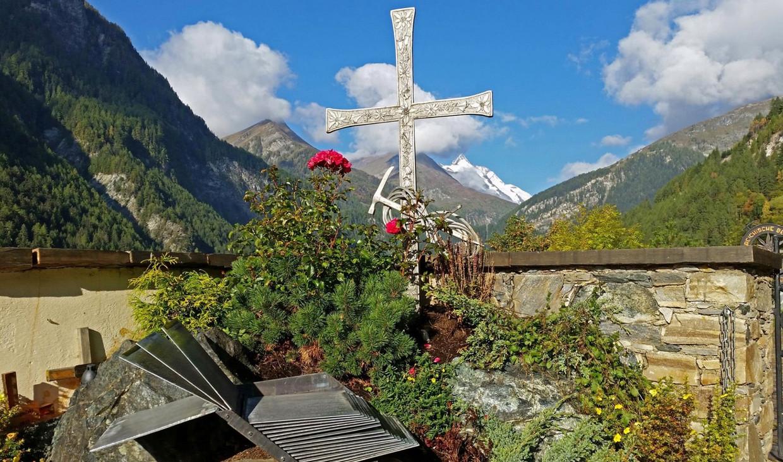 Heiligenblut in Oostenrijk. Beeld © rv