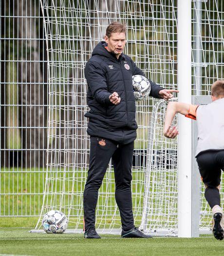 Theo Lucius krijgt belangrijke trainersklus en staat dag en nacht aan voor PSV: 'Iedereen mag iets van mij vinden'