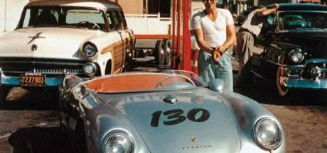 Deel van Porsche waarin James Dean overleed teruggevonden