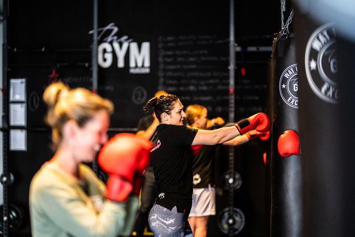 Het kan weer: je binnen uitleven op de bokszakken van The Gym in Huissen.