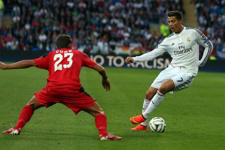 Christiano Ronaldo Beeld ANP