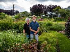 Struinen door de tuin van een ander, zoals die van Fortmond aan de IJssel