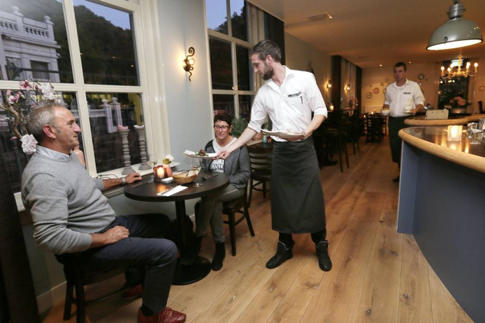Restaurant Heuvel 11 is nieuw en blijkt een aanwinst voor culinair Oosterhout. foto joyce van belkom/pix4profs