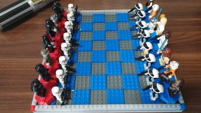 LEGOMASTERS at home: bouw je eigen schaakbord voor Star Wars Day