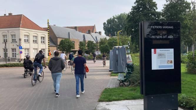 Telsysteem aan Passantenfietsersbrug laat het wéér afweten