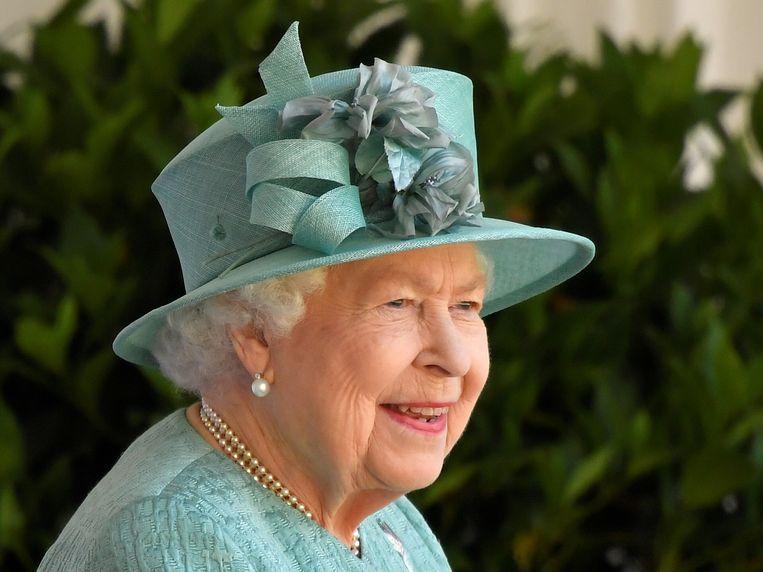 Queen Elizabeth. Beeld REUTERS
