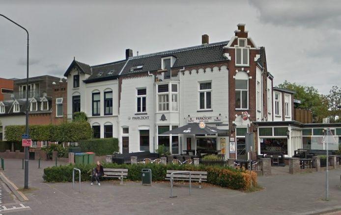 Café Parkzicht in Breda