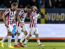 Willem II en RKC bekeren op dinsdag, Kozakken Boys treft Vitesse op donderdag