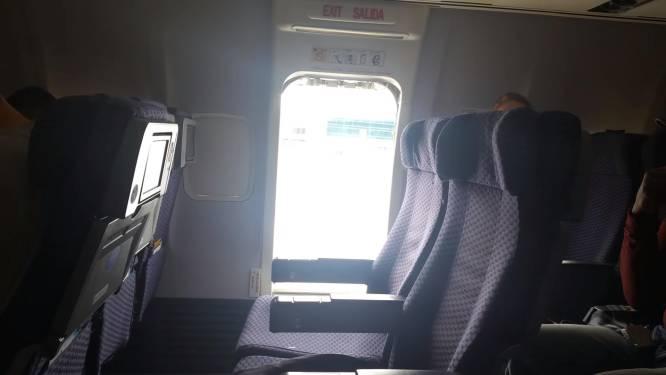 En toen was ze weg: vrouw opent nooduitgang en springt uit vliegtuig tijdens taxiën