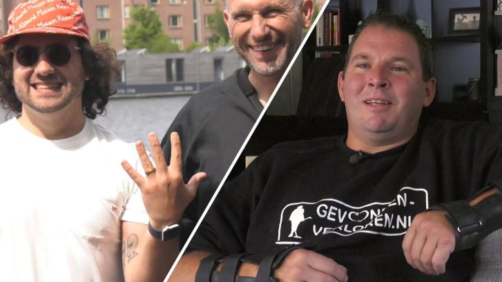 Het team van Martin dook al meer dan 1000 trouwringen op