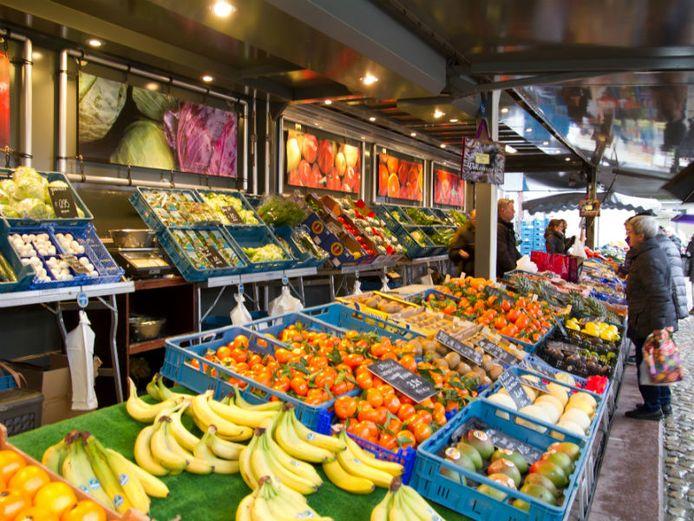 De Lierse zaterdagmarkt vind je vanaf september opnieuw op de Grote Markt.