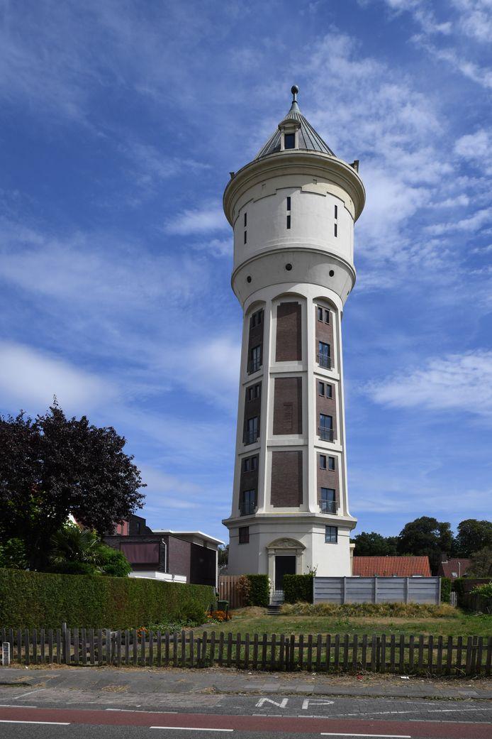 ROOSENDAAL Watertorens in West Brabant, Nispensestraat 27. Foto Jan Stads / Pix4profs