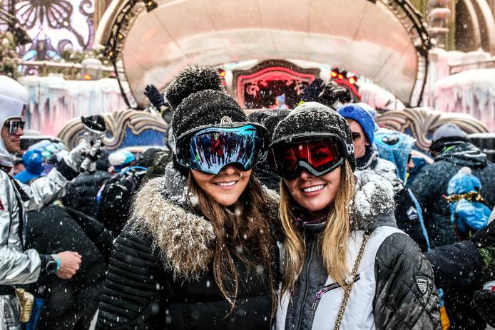 Petit nouveau, Tomorrowland Winter fêtera sa seconde édition, du 14 au 21 mars, dans la station de l'Alpe d'Huez.