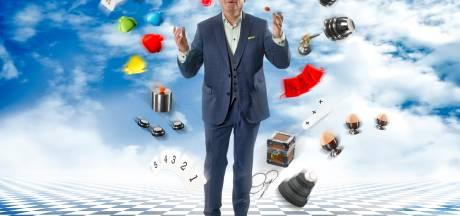 Oirschotse goochelaar Leo Smetsers gaat deels online