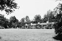 Het woonoord Baarschot in Westelbeers waar Keiese families werden opgevangen in de jaren vijftig.
