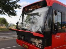 Fietser zwaargewond bij aanrijding met bus in Veldhoven