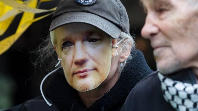 Britse Hoge Raad beslist over lot 'suïcidale' WikiLeaks-oprichter Julian Assange