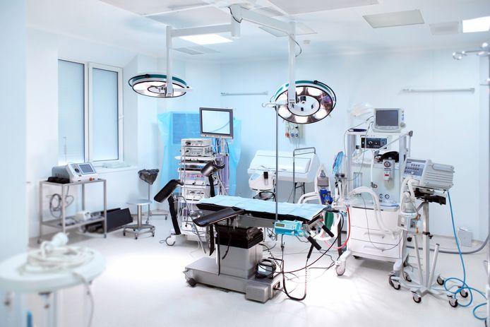 Twee operatiekamers in het Martini Ziekenhuis in Groningen zijn tijdelijk gesloten.
