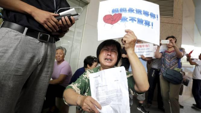 Woede en ongeloof in China na bevestiging MH370
