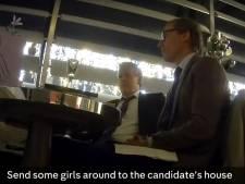 'Bedrijf achter diefstal Facebook-info zette prostituees in om verkiezingen te manipuleren'