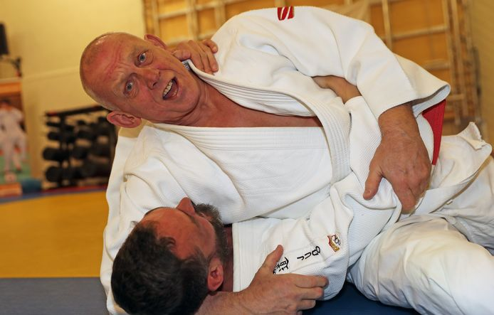 Richard de Bijl is al meer dan 50 jaar judotrainer.