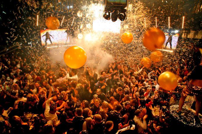 Er zal nog eens gefuifd mogen worden als vanouds in de Hasseltse discotheek, met een samenscholing op de dansvloer.
