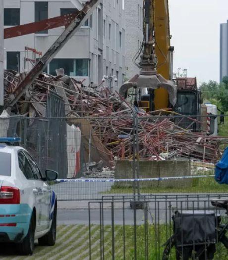 Ce que l'on sait sur les victimes de l'effondrement d'un bâtiment à Anvers