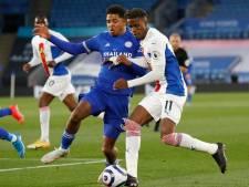 Midden in de wedstrijd even drinken en eten: vastende Leicester-speler dankt PL voor pauze