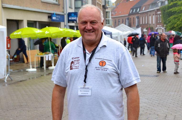 Vicevoorzitter Willy Degroote ruimt plaats voor jongeren