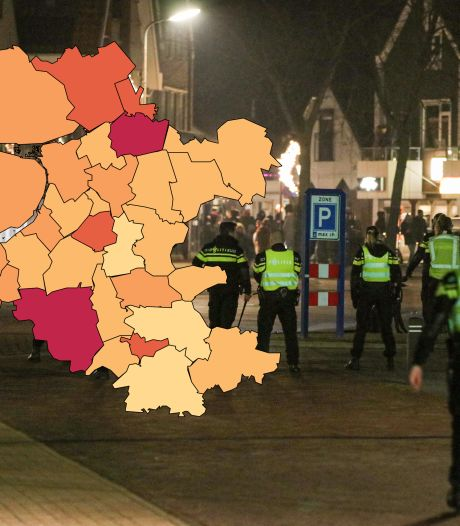 Zoveel coronaboetes gaf politie in jouw gemeente: Urk piekt enorm, ook foute boel in Apeldoorn