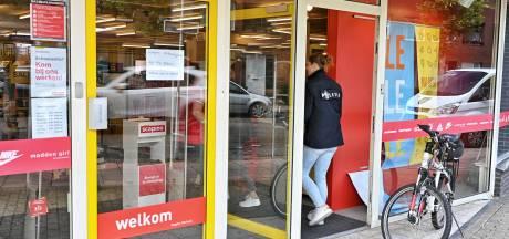 Scapino in Tilburg overvallen door man met vuurwapen