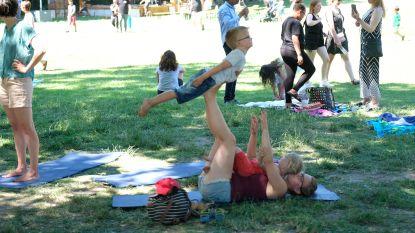 Circus neemt Te Boelaerpark over