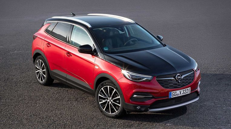 Opel Corsa Beeld