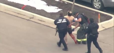 Een paranoïde, zieke man met een kort lontje: dit is de schutter (21) die in VS een bloedbad aanrichtte