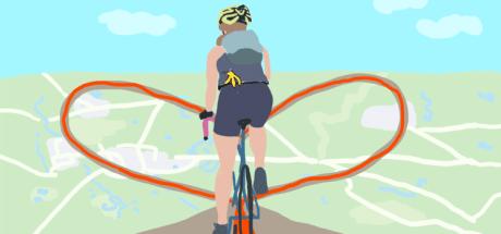 Eindhovense studenten fietsen hartjes als eerbetoon aan overleden ploeggenoot (21)