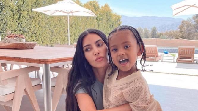 Zoontje Kim Kardashian breekt arm op meerdere plekken