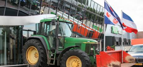 Deskundigen: 'De acties van de boeren vormen een gevaar voor het demonstratierecht'