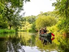 Stukje kanovaren vanaf Moergestel, en je waant je 'in de Amazone'